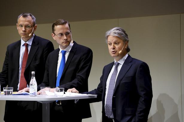 Anders Wiklund / TT via AP/AP