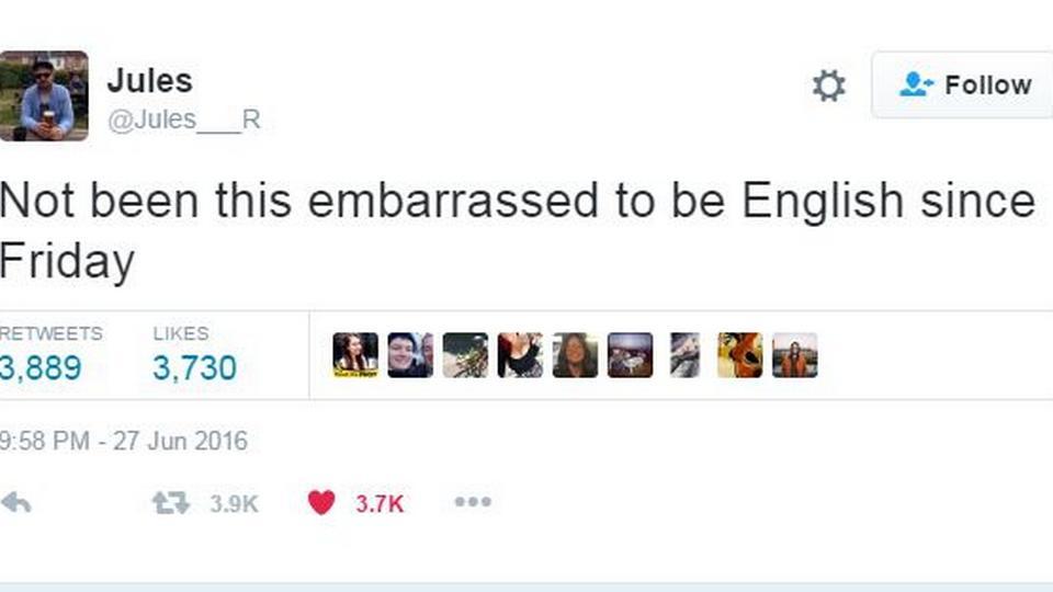 flov på engelsk