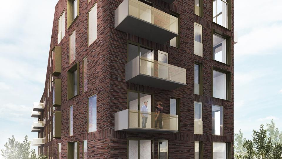 Frederiksberg får 4500 m2 studieboliger - politiken.dk
