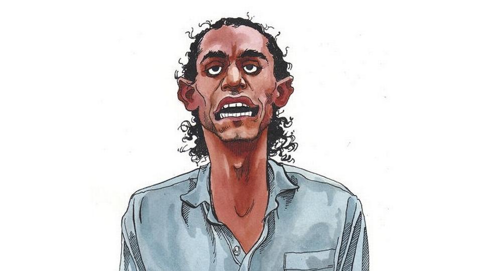 Rolig Yahya Hassan afviser at have skudt for at ramme ...