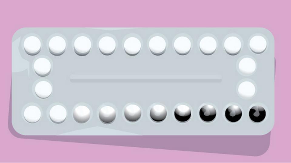 p piller effekt
