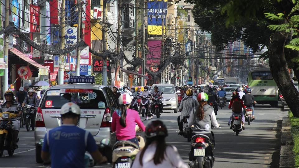 c14ca3d4 En weekend i: Fantastiske Ho Chi Minh City - politiken.dk