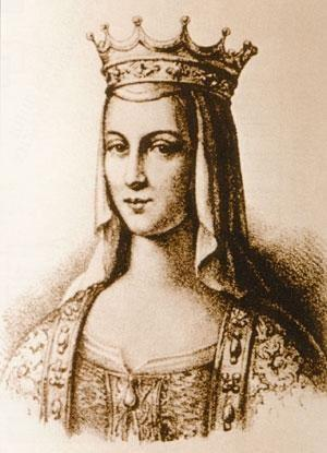 Anne of Kiev (c. 1030 – 1075), Anna Yaroslavna, Anna of Rus also called Agnes, in France known initially as Anne de Russie[1] or Agnes de Russie,[2] was the queen consort of Henry I of France, and regent of France during the minority of her son, Philip I of France, from 1060 until 1065.